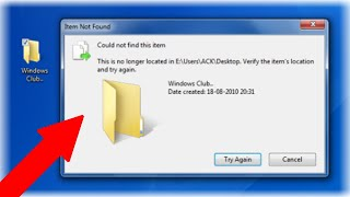 How to Delete Undeletable Files & Folders in Windows 10 or 8 or 7 (No Software)