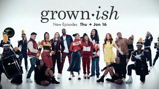 Grown-ish | Season 3(2020/2021) | Freeform | Promo Oficial Legendado | Los Chulos Team