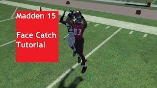 Madden 15 - User Catching - Beat Cover 3 Every Time.