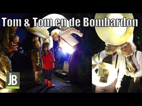 Tom & Tom en de Bombardon boeken? | JB Productions