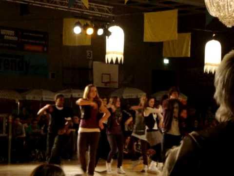 Demo team 2x-ist uit Veghel in Cuijk