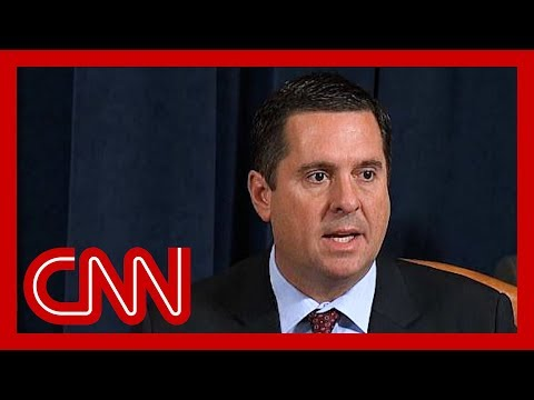 Devin Nunes gives his opening statement in 2nd public impeachment hearing