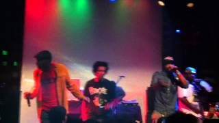 "The Pharcyde @SOBs jan 31st, 2013 ""Can't Keep Running Away"""