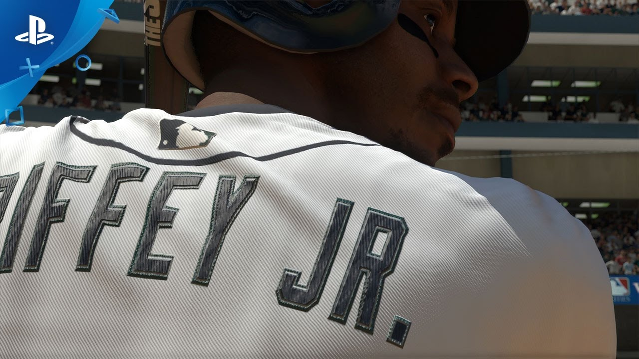 "Introducing Griffey-Inspired ""Retro Mode"" for MLB The Show 17"