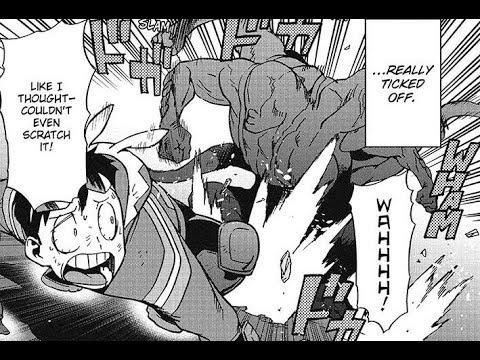 Tensei Iida Team Ingenium - Vigilante: Boku no Hero Academia