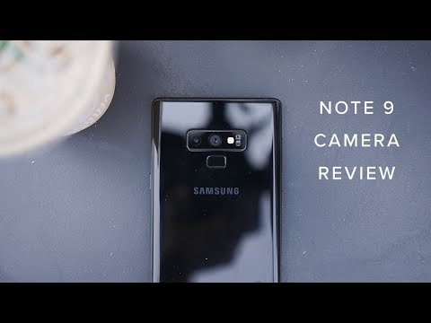 Galaxy Note 9 Camera Review – Worth $1,300? | A Photographer's Perspective