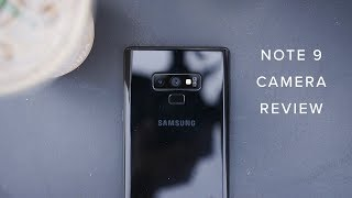 Galaxy Note 9 Camera Review - Worth $1,300?   A Photographer's Perspective