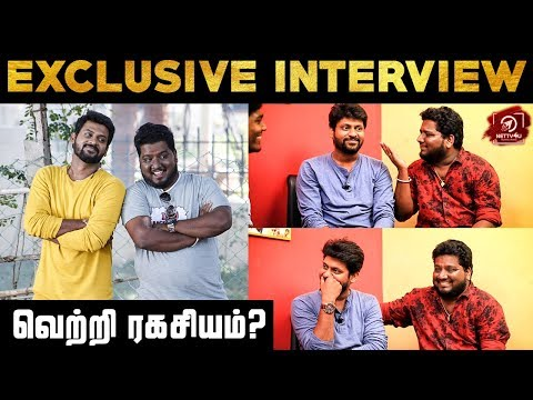RjVignesh & Rio Revealed Their Success Secret | NNOR Team Interview