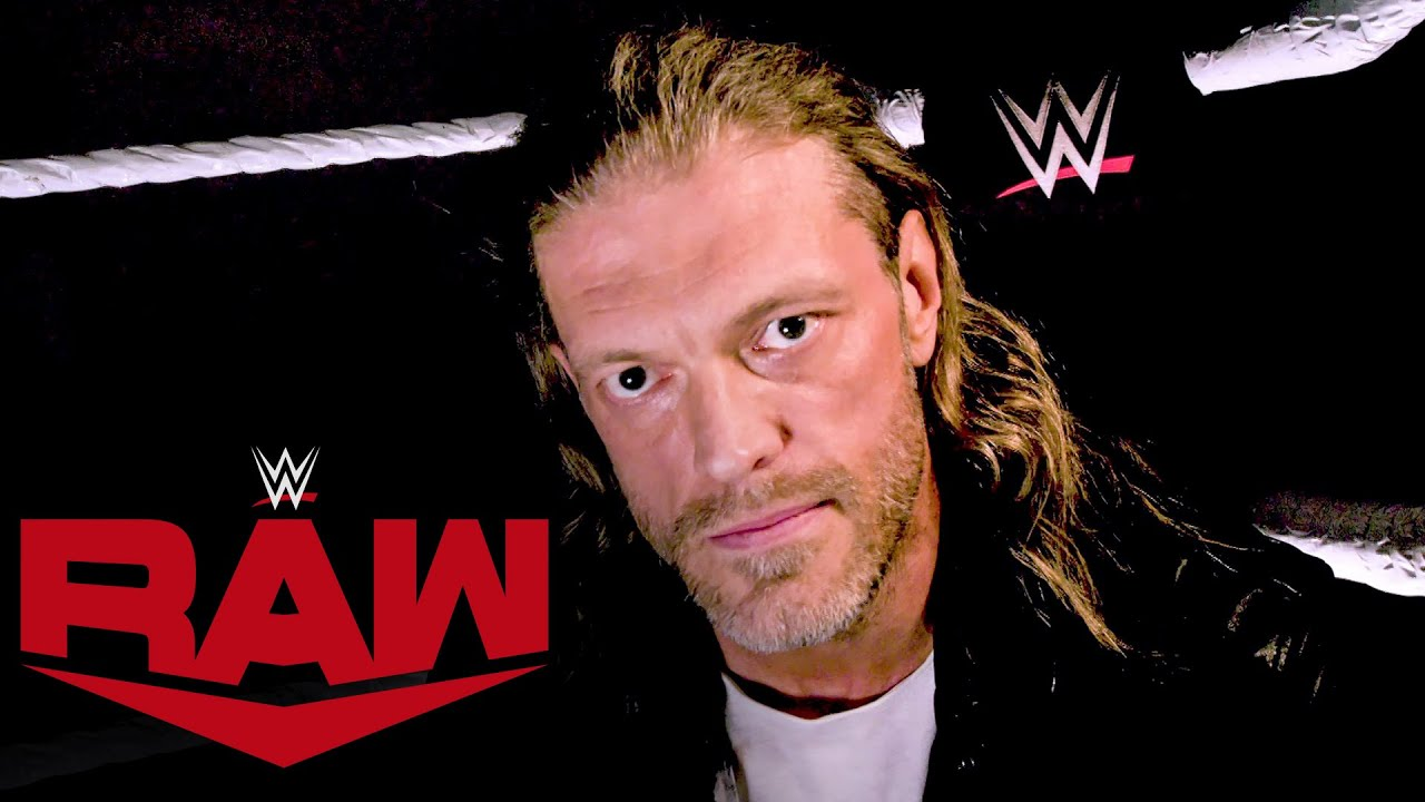 Edge Announces WWE Royal Rumble Ring Return