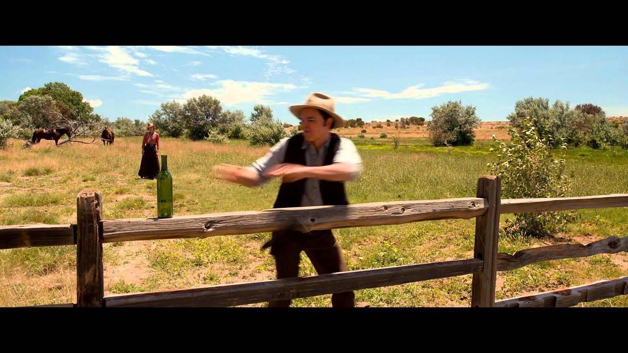 Video trailer för A Million Ways To Die In The West - Restricted Trailer
