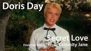 Doris Day - Secret Love (from Calamity Jane) (1953)