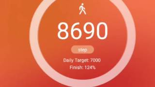 Veryfit 2.0 Smart Band and App Review
