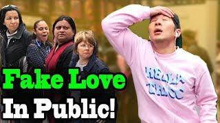 BTS   Fake Love   Kpop Dance In Public
