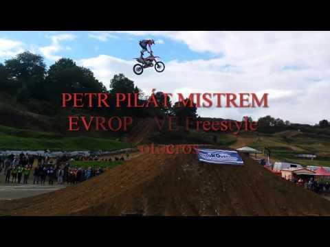 Setkání mistrů světa v motocrossu v Sedlčanské kotlině