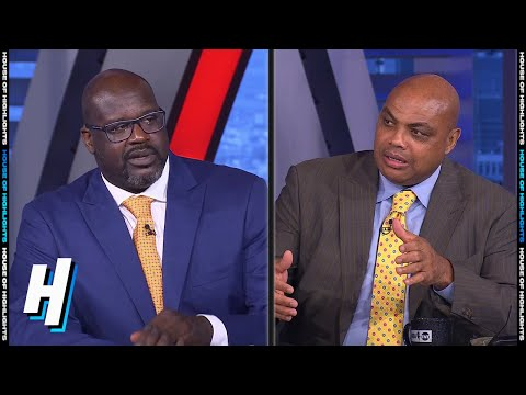 Inside the NBA REACTS to Lakers vs Rockets – Game 4 | September 10, 2020 | 2020 NBA Playoffs