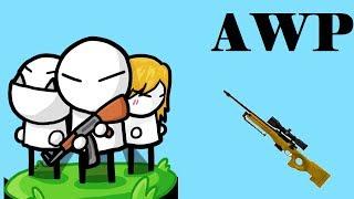 Stickman And Gun2===лучшее оружие))
