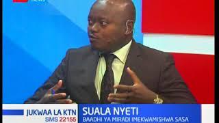 Suala Nyeti: Magavana wateta vikali kutokana na fedha za maendeleo kupungua