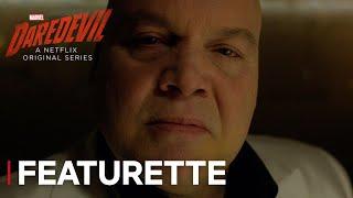 Marvel's Daredevil: Season 3   Featurette: The Return of Wilson Fisk [HD]   Netflix