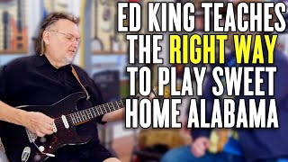 Ed King's Guitar Collection | Marty's Guitar Tours
