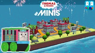 Thomas and Friends Minis - Unlock The Main Street and Neon Toby - iOS / Android