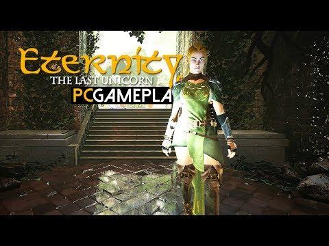 Gameplay de Eternity: The Last Unicorn