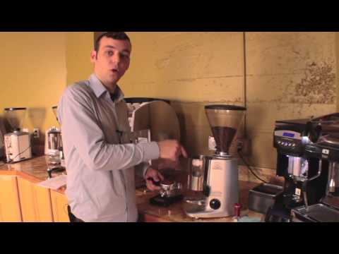 Griding Your Coffee - Online Barista Training - YouTube