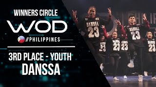 Danssa | Winners Circle | 3rd Place Youth Division World of Dance Philippines | #WODPH17