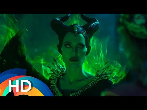 Maleficent 2 Mistress of Evil (2019) - Angelina Jolie, Michelle Pfeiffer