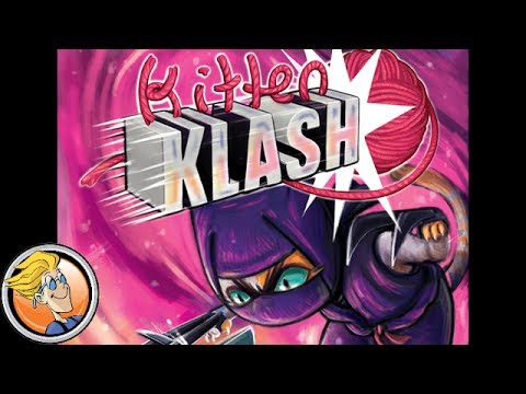 Kitten Klash — game preview at Origins Game Fair 2017