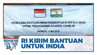 Pemerintah RI Kirim 200 Oxygen Concentrators untuk Bantu India Tangani Covid-19