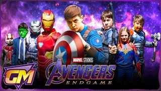 Avengers Endgame - Fun Kids Parody!
