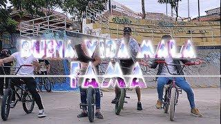 Buena Vida Mala Fama   Crish Ramirez X Defab X Luandy X Diego Villacis DVM (Flow Rangers)