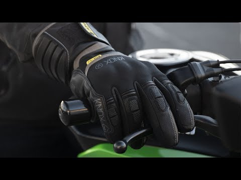 Knox Zero 3 Overview - Winter motorcycle gloves