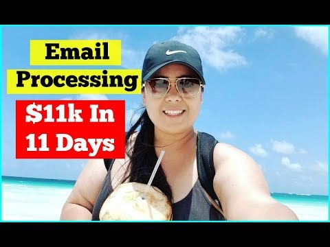 Email Processing System 2017 & 2018 – How To Make Money Online Fast
