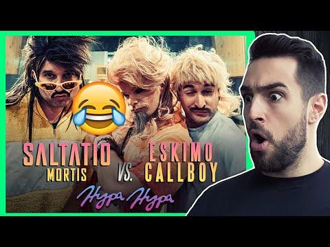 🤣 Saltatio Mortis vs. Eskimo Callboy - Hypa Hypa║REACTION!