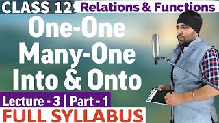 (Part 1) L3 - Relations and Functions Class 12 IIT JEE Mains
