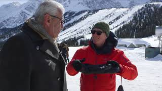 Cold Pursuit (Lionsgate) B ROLL FOOTAGE #1