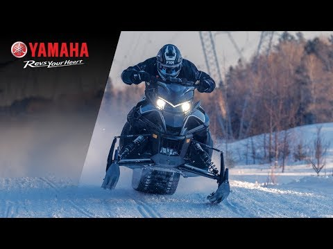 2020 Yamaha Sidewinder SRX LE in Ishpeming, Michigan - Video 1