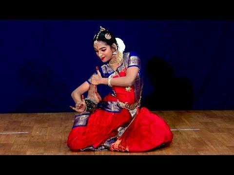 Excerpts from Mridula Sivakumar 's Solo performance - Sridevi Nrithyalaya - Bharathanatyam Dance