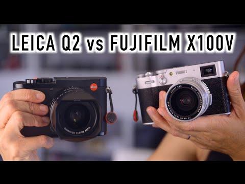 External Review Video KnvPogM8cZ0 for Fujifilm X100V APS-C Compact Camera