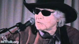 """Don't Think Twice, It's All Right"" (Bob Dylan), performed by Ramblin' Jack Elliott"