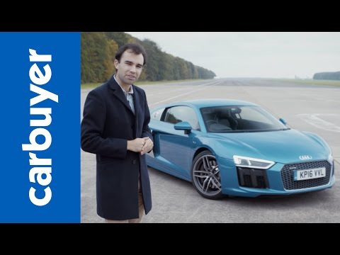 Audi R8 coupe in-depth review – Carbuyer