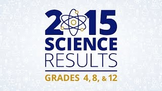 NAEP 2015 Science Results: Grades 4, 8, video image 12