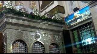 preview picture of video 'من  داخل مسجد  السيدة  زينب  رضي  الله   عنها وارضاها'
