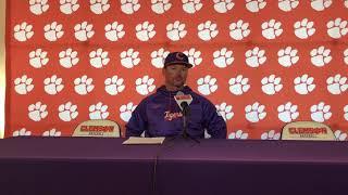 Clemson Baseball || Lee, Crawford, Reed, Greene - 3/19/19