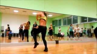 SEXY PEOPLE (The FIAT Song) Arianna ft. Pitbull - COREOGRAFIA ZUMBA FITNESS