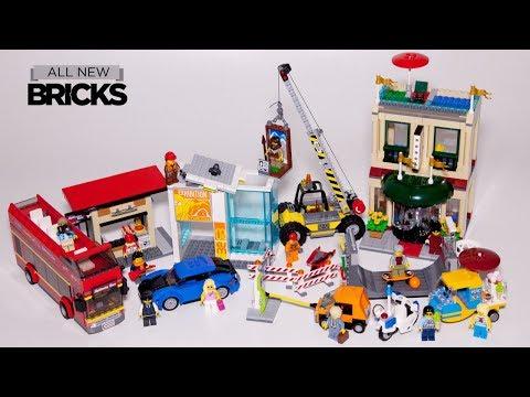 Vidéo LEGO City 60200 : La ville