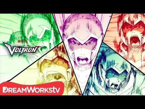 Download Voltron's Most Epic Battles Compilation   DREAMWORKS VOLTRON LEGENDARY DEFENDER HD Mp4 3GP Video and MP3