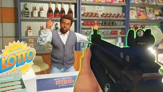 [GTA] How To Rob a Convenience Store