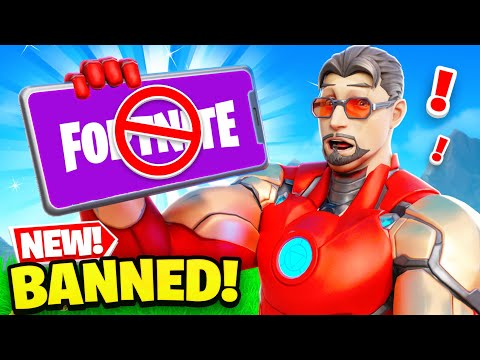 Were Shopping Carts Removed From Fortnite
